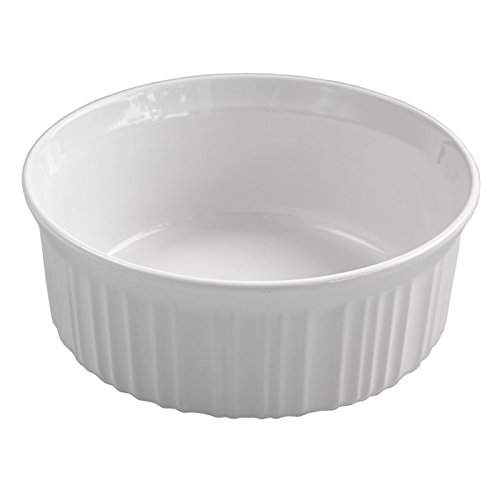 Corningware French White Round 1.5 Quart Baking Dish