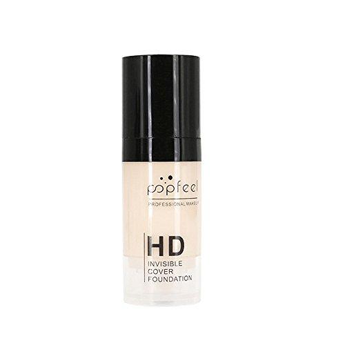 Make-up HD Liquid Coverage Foundation Concealer & Foundation Feuchtigkeitsspendende BB Cream By Vovotrade