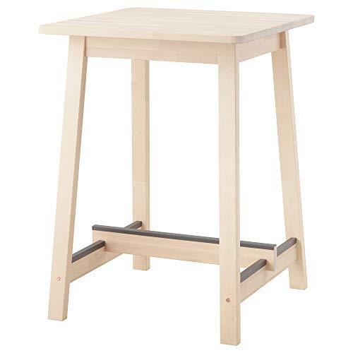 NORRÅKER tavolo bar 74x102 cm betulla