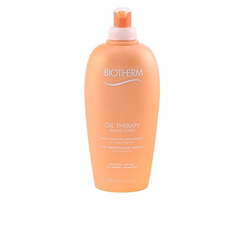 Oil Therapy Baume Corps Nutri-Replenishing Body Treatment with Apricot Oil (For Dry Skin) - 400ml/13.52oz