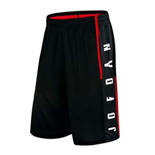 WX Pantaloncini da Basket da Uomo Pantaloni Quick Dry Pantaloncini Taglie Forti Pantaloncini da Calcio Pantaloncini da Corsa