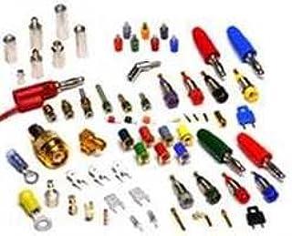 25 Items 535-9404-02 Standoff Hex F 4-40-THD 6.35mm-A//F Brass ASTM B16 Nickel