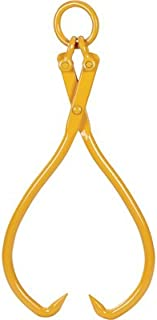 Roughneck Lifting Log Tongs - 25in. Jaw Opening, 1,500 Lb. Capacity, Model Number 2504Q048