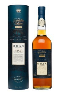 Oban Distillers Edition 2017/2003 Single Malt Scotch Whisky 43% 0,7l Flasche