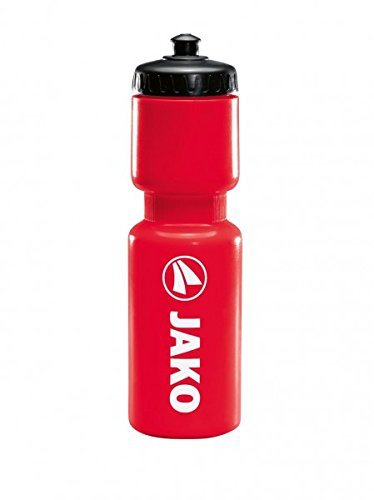 JAKO Trinkflasche, Farbe:rot