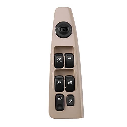 zhuzhu 93570-2F200 935702F200 Nuevo interruptor de la ventana de energía eléctrica FIT PARA KIA SPECTRA CERATO 2004-2009 (Color : Beige)