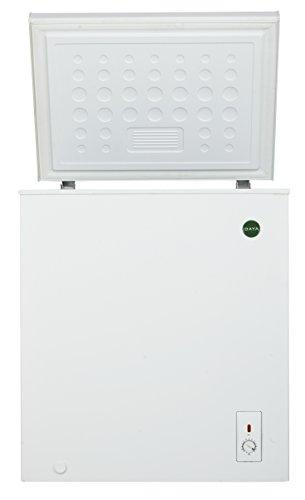 Congelatore Orizzontale DCP-150H Classe A+ Capacità Netta 145 Litri Colore Bianco Daya Homa Appliances