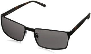 8663d7a0c40a BMW Men s B6504 Classic Rectangle Sunglasses