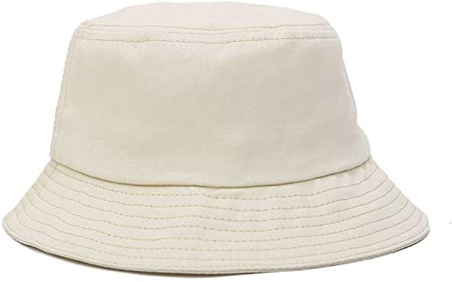 AAMOUSE Baseball Cap Solid Fashion Bucket Hats Summer Hat for Women Men Sun Casquette Cotton Flat Top Hat Fisherman Panama Hats