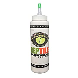 REPTILE Premium Craft Adhesive 8.5 oz Dries Clear-Order and Ship Above Freezing
