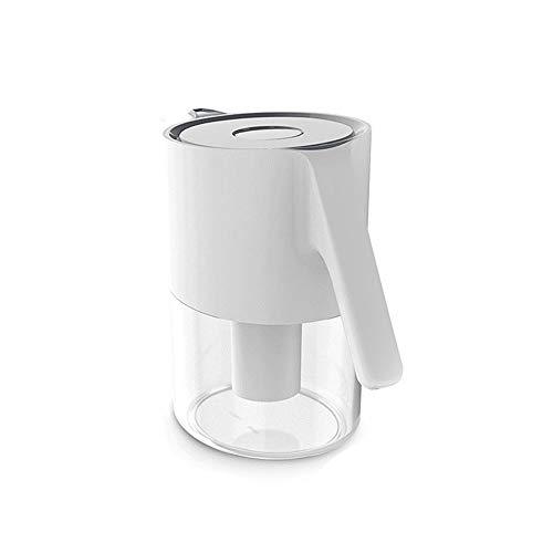 Jarra filtrante para Agua alcalina Máximo Rendimiento de filtración Hervidor doméstico Filtro de hervidor Grifo Purificador de Agua 2.0L Filtro de Resina Hervidor de Red Filtro no Potable