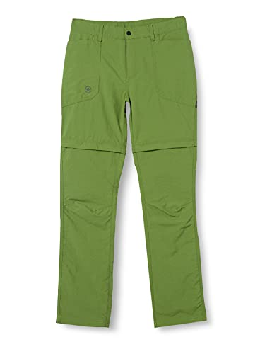 Color Kids Pants with Zip off Pantaloni Eleganti da Uomo, Cactus, 152 Unisex-Bambini