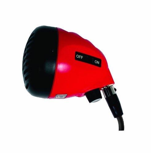 Peavey H-5C Cherry Bomb Red Harmonica Microphone