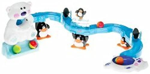 Fisher-Price Go Baby Go Sit-to-Crawl Polar Coaster by Fisher-Price