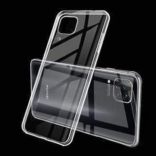 Huawei Nova 7i Case, Slim Soft TPU Silicone Clear Case [Anti-Yellow] [Drop Protection] [Anti-Slip] Transparent Case Protec...