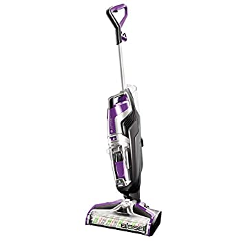 Bissell Crosswave Pet Pro All in One Wet Dry Vacuum Cleaner and Mop for Hard Floors and Area Rugs 2306A