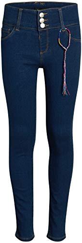 DKNY Girls Super Soft Stretch Skinny Denim Jeans, Nolita, Size 10'