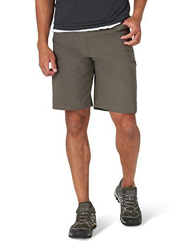 Wrangler Authentics Men's Performance Comfort Flex Waist Cargo Short, sagebrush, 32