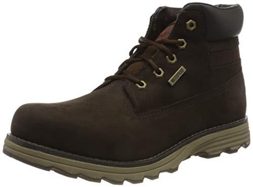 Cat Footwear Herren Founder WP TX Ankle Boot, Coffee Bean, 41 EU