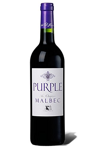 Purple The Original Malbec - Chateau Lagrezette (case of 6), Cahors/Frankreich, Malbec, (Rotwein)