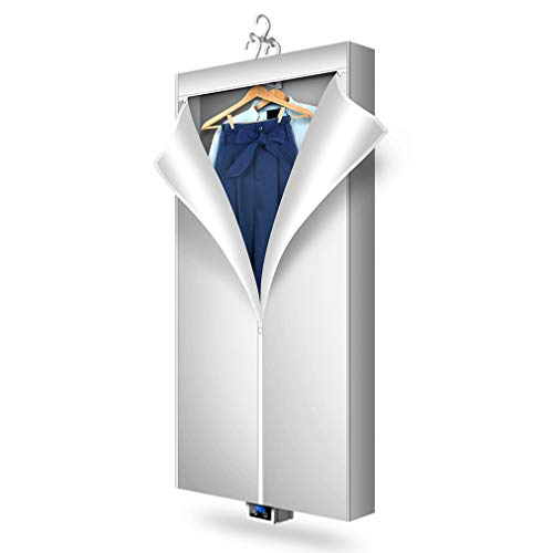 JCX Opvouwbare elektrische kleding quad kern 600w, 15-480min vrije timing, 100mm kleding rail 15kg sterke belasting, licht en droog drogen garderobe verwarming