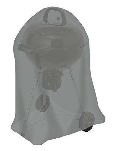 Preisvergleich Produktbild 'Tepro 8401 Großer Universal Kettle BBQ Cover Anthrazit