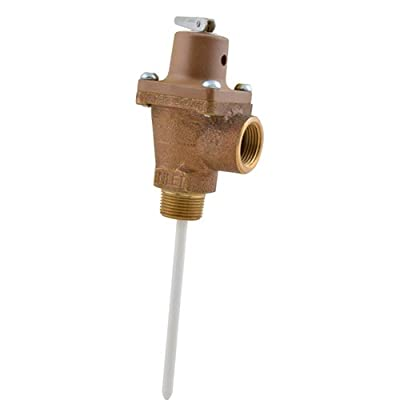 HATCO Watts Temperature and Pressure Relief Valve 150 PSI 3-02-019 by HATCO