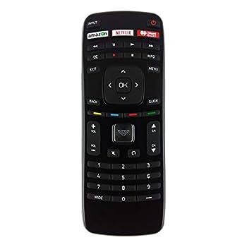 Vizio XRT112 Factory Original Replacement Smart TV Remote Control  Amazon/Netflix/iHeartRadio  - New 2017 Model