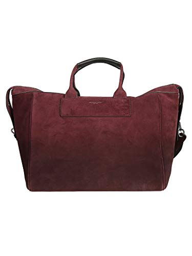Luxury Fashion | Michael Kors Heren 33F8LHYU4T602 Bordeaux Suôde Reistassen | Seizoen Outlet