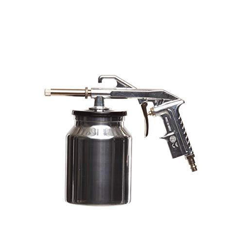 MICHELIN Pistolet de Sablage avec Réservoir 1 L - Pression Maximale : 8 bar