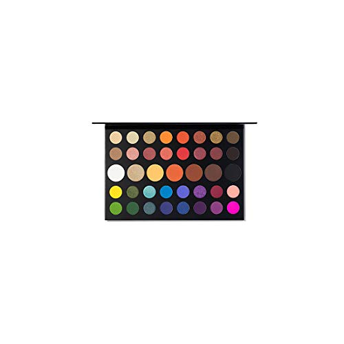 MORPHE THE JAMES CHARLES ARITSTRY MAKE-UP BEAUTY PALETTE MIT 39 FARBEN INNEN