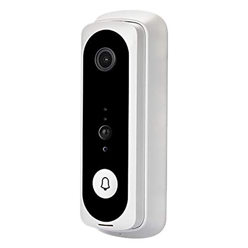 V20 Smart Wifi Video Deurbelcamera Visual Intercom Met Chime Night Vision IP Deurbel Wireless Home Security Camera