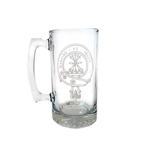 Clan Cameron Scottish Crest 26oz Stein