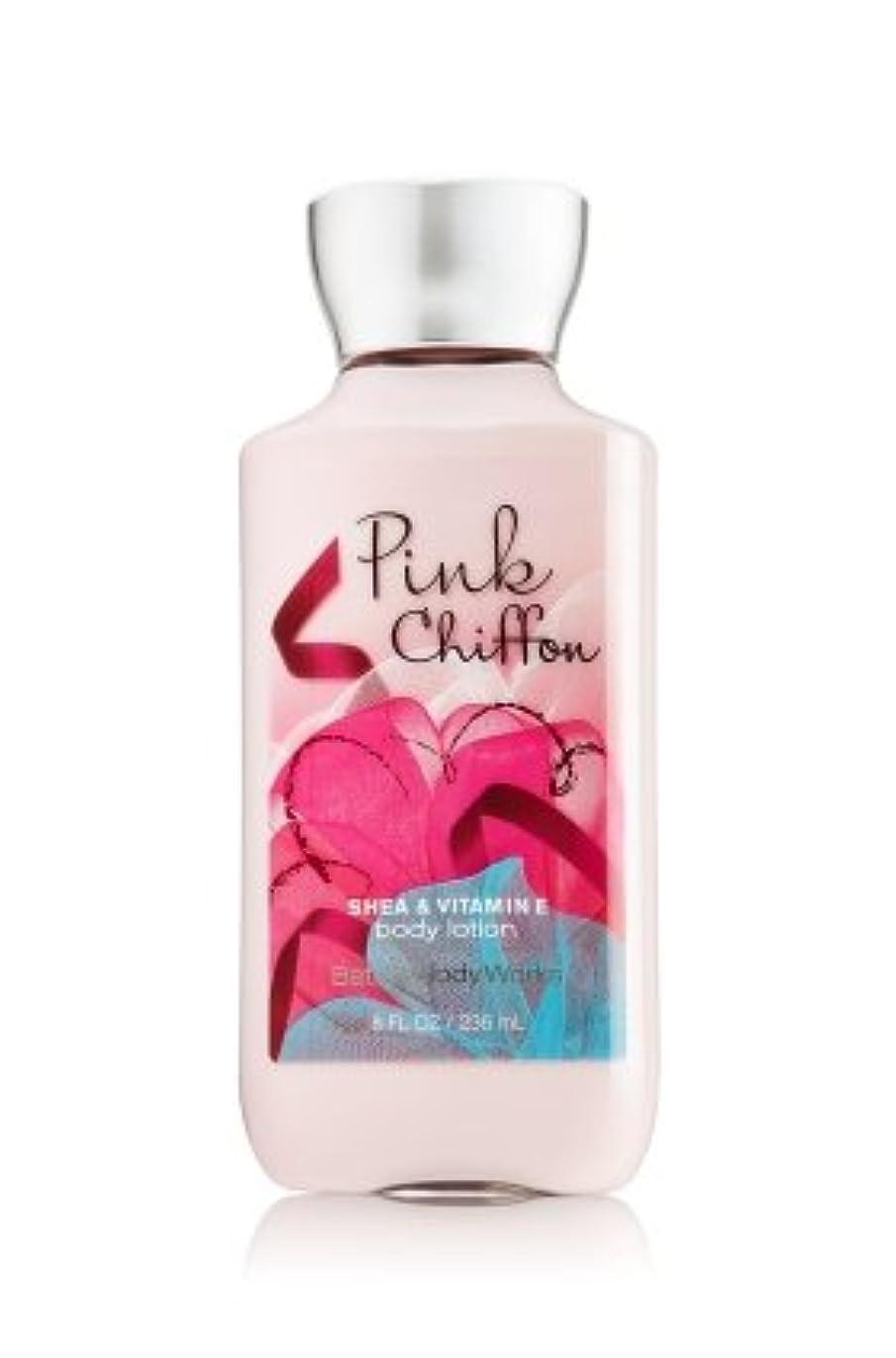 玉ねぎリーチじゃないBath & Body Works  ボディーローション- Pink Chiffon*????????【並行輸入品】