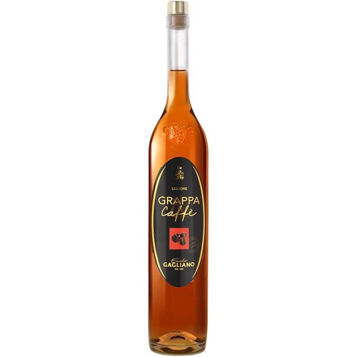 Ercole Gagliano Liquore Grappa al Caffe 'Kaffee Grappa Likör', 1500 ml