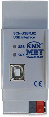 MDT® KNX USB Interface Schnittstelle PC / 2TE > SCN-USBR.02