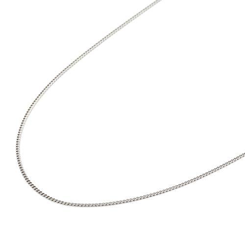 純プラチナ 喜平 ネックレス 2面 4.5g 60cm 引輪 メンズ レディース チェーン 造幣局検定マーク刻印入