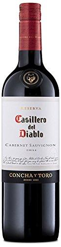 Concha y Toro Casillero del Diablo Cabernet Sauvignon Trocken (1 x 0.75 l)