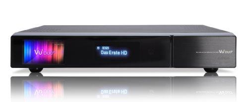 VU+ Duo² 2x DVB-C Tuner Full HD 1080p Twin Linux Receiver 2TB HDD