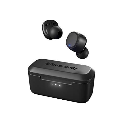 Skullcandy Spoke True Wireless Bluetooth Earbuds - Black