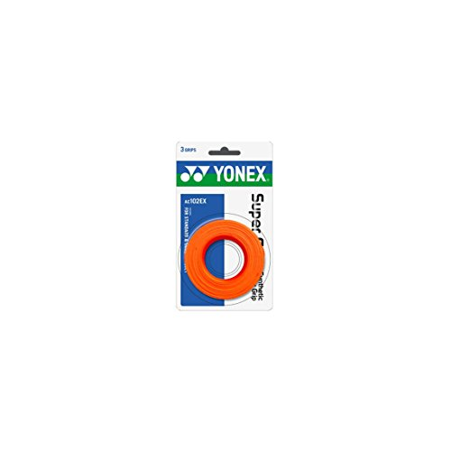 YONEX Super GRAP Overgrip (Orange) by