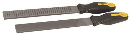 C.K T0106 08 Kombinierte Feile und Raspel, 200 mm, Mehrfarbig