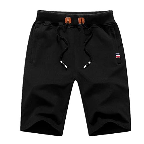 Deporte Hombres Cortos Sólidos Pantalones Cortos De Verano Para Hombre Pantalones Cortos De