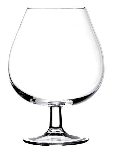 Rcr Set 2 Vap Grands Invino à Brandy 67 cl Crystal Glass, Transparente
