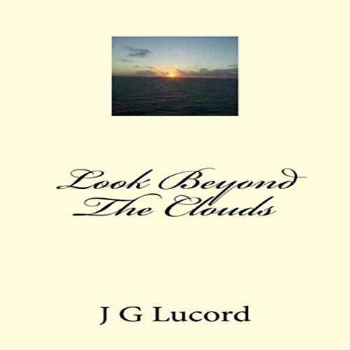Look Beyond the Clouds audiobook cover art