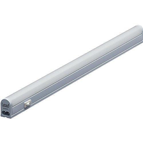 LED Unterbauleuchte erweiterbar 27.5 cm | LED Lichtleiste 4W | Neutralweiß Lumen | inkl. Zubehör