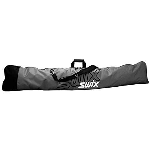SWIX(スウィックス) スキーケース SG002JA-110 シングルスキーケース グレー 175cm迄のスキー1組収納可能 SWIX スキーバッグ 【C1】