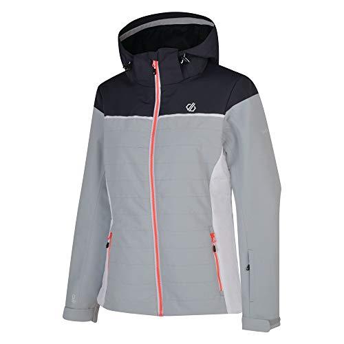 Dare 2b vrouwen Sightly waterdicht & ademend gewatteerde Silhouette Ski & Snowboard jas met hoge Loft isolatie en getapete naden waterdicht