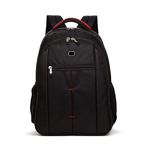 大学事務デイパック男性の女性のためのポートのビジネスコンピュータバッグ防水Bookbag充電トラベルノートパソコンのバックパックスクールバックパックは15.6インチにフィット