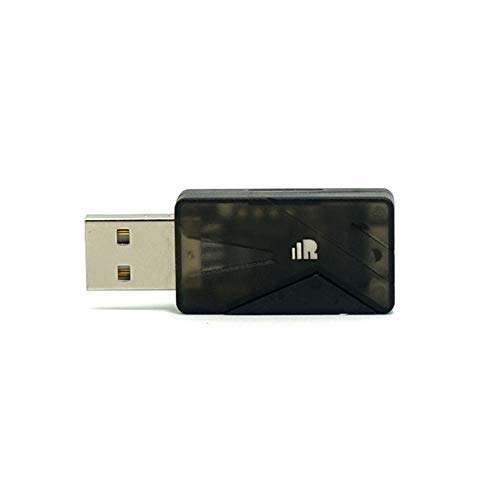 XSR-SIM USB Dongle Simulador inalámbrico para transmisor de Radio Compatible con W / LiftOff Art Weedier para RC Drone Models Parte Acces Quadcopters Accesorios Producto al Aire Libre